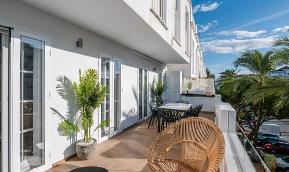 Apartment in Nueva Andalucia, Marbella, 98 m2   | 1