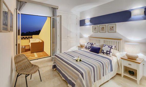 Apartamento en Marbella 119 m2, jardin, piscina, aparcamento   | 3