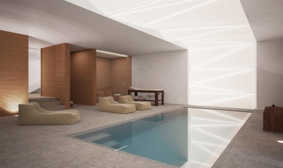 Villa en Marbella 320 m2, jardin, piscina, aparcamento   | 4