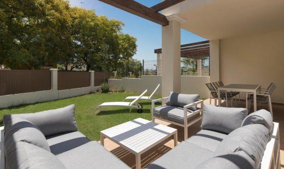 Townhouse in San Pedro de Alcantara, Marbella, 174 m2, garden, pool   | 2