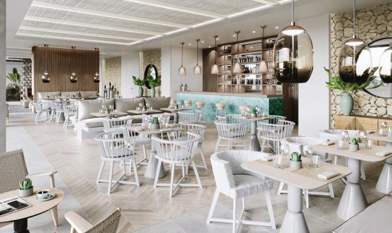 Apartment in Marbella 152 m2, garden, pool, parking   | 2