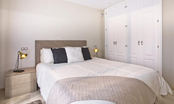 Apartment in Marbella 116 m2, garden, pool, parking   | 4