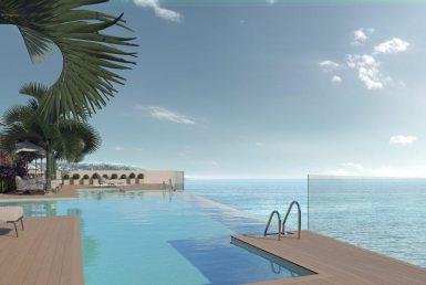 Apartment in Estepona, Marbella, 143 m2, garden, pool, parking