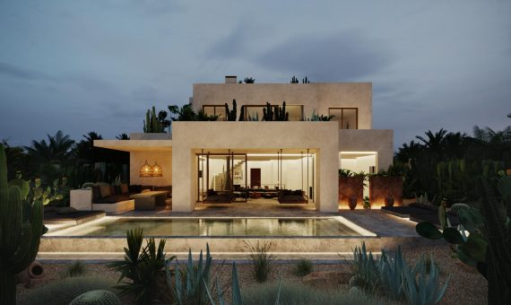 Villa in Marbella 574 m2, garden, pool, parking   | 4