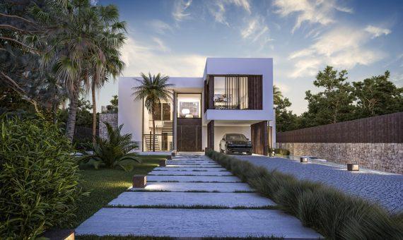 Villa in San Pedro de Alcantara, Marbella, 1065 m2, garden, pool, parking   | 3