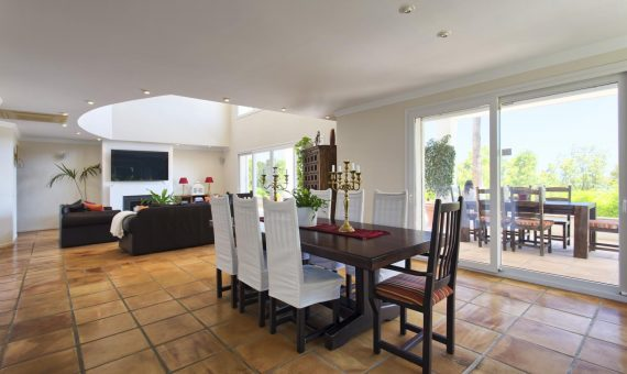 Villa in Marbella 699 m2, garden, pool   | 3