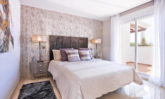 Apartment in Nueva Andalucia, Marbella, 116 m2, garden, pool, parking   | 3
