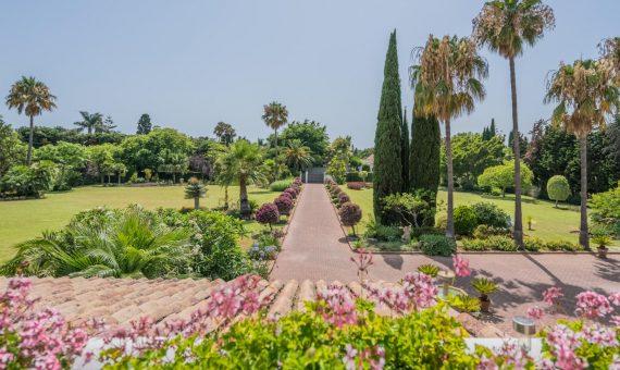 Villa in San Pedro de Alcantara, Marbella, 1138 m2, garden, pool, parking   | 1