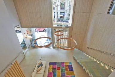 Продается отреставрированный 2 **отель в районе Эшампле,Барселона