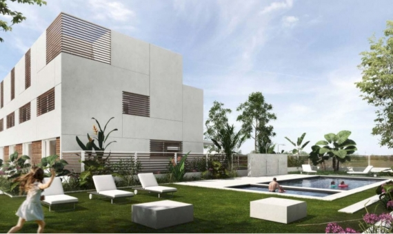 New townhouses of  266 m2 on sale in Gava Mar the nearest suburb of Barcelona | captura-de-pantalla-2019-02-18-a-las-13-18-20-570x340-jpg