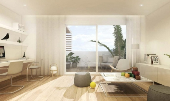 New townhouses of  266 m2 on sale in Gava Mar the nearest suburb of Barcelona | 4