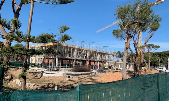 New townhouses of  266 m2 on sale in Gava Mar the nearest suburb of Barcelona | 1