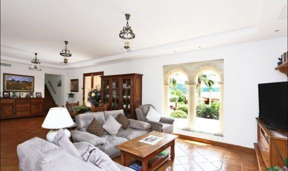 Villa en Mallorca 274 m2, piscina   | 4
