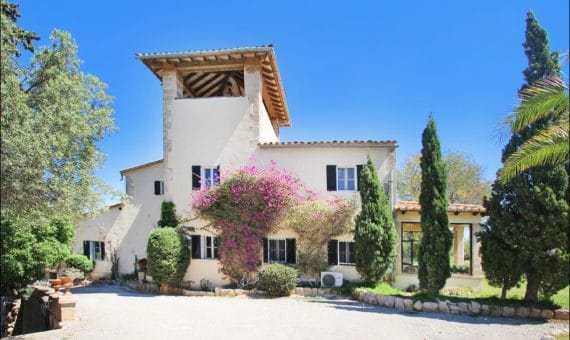 Villa in Genova, Mallorca, 600 m2, pool -
