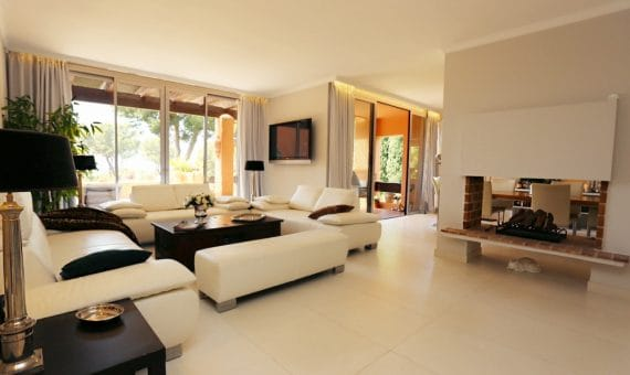 Apartment in Santa Ponsa, Mallorca, 206 m2, pool   | 1