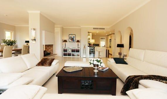 Apartment in Santa Ponsa, Mallorca, 206 m2, pool   | 2