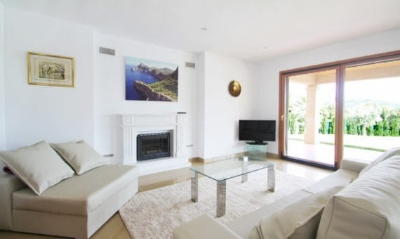 Villa en Santa Ponsa, Mallorca, 414 m2, piscina   | 2
