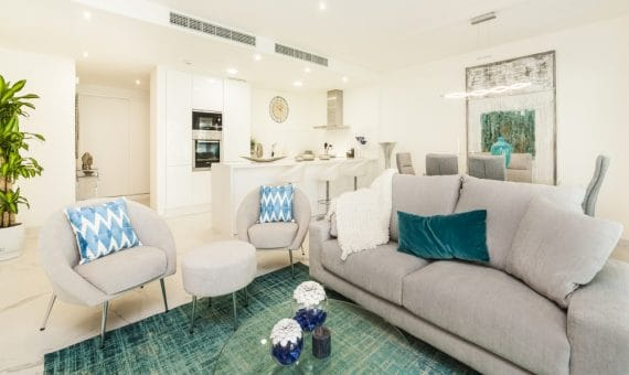 Apartment in Santa Ponsa, Mallorca, 122 m2, pool   | 1