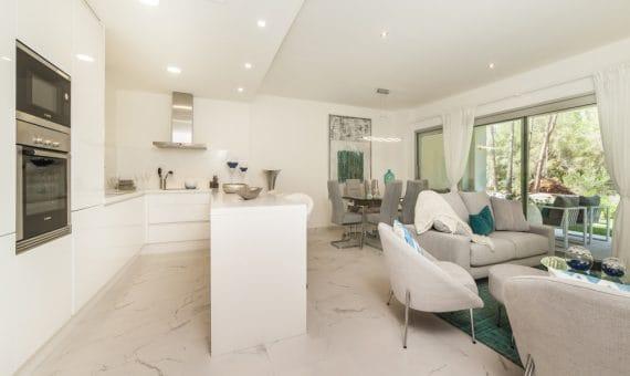 Apartment in Santa Ponsa, Mallorca, 122 m2, pool   | 2