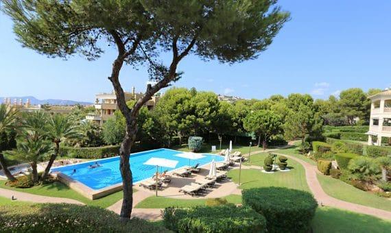 Piso en Santa Ponsa, Mallorca, 236 m2, piscina   | 2