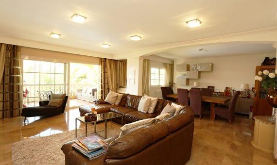 Apartment in Santa Ponsa, Mallorca, 236 m2, pool   | 2