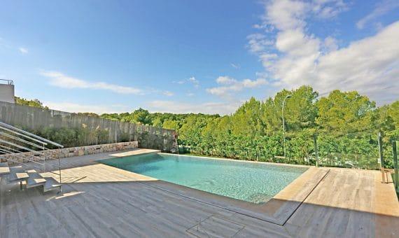 Villa en Cala Vinyes, Mallorca, 240 m2, piscina   | 2