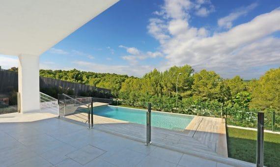 Villa en Cala Vinyes, Mallorca, 240 m2, piscina   | 3