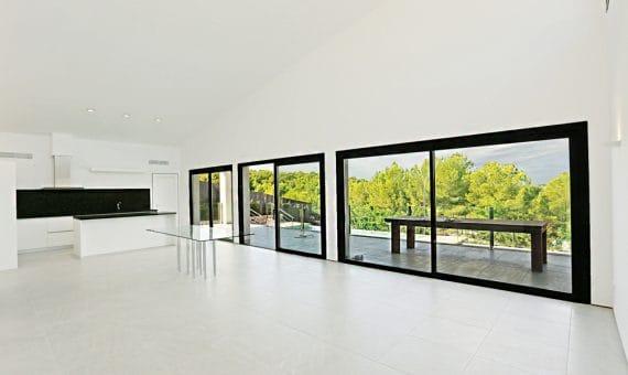 Villa en Cala Vinyes, Mallorca, 240 m2, piscina   | 4