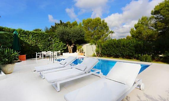 Villa en Santa Ponsa, Mallorca, 255 m2, piscina   | 2