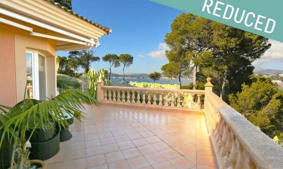 Villa en Calvià / Santa Ponça, Mallorca, 570 m2, piscina -