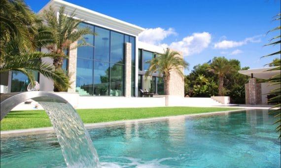 Вилла в Санта-Понса, Майорка, 1050 м2, бассейн   | foto_97799-570x340-jpg