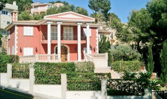 Villa en Costa de la Calma, Mallorca, 250 m2, piscina -