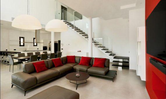 Villa en Costa de la Calma, Mallorca, 270 m2, piscina -