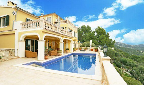 Villa in Son Font, Mallorca, 389 m2, pool   | titelbild_149419-570x340-jpg