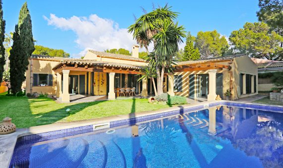 Villa en Calvià, Mallorca, 240 m2, piscina   | titelbild_149477-570x340-jpg