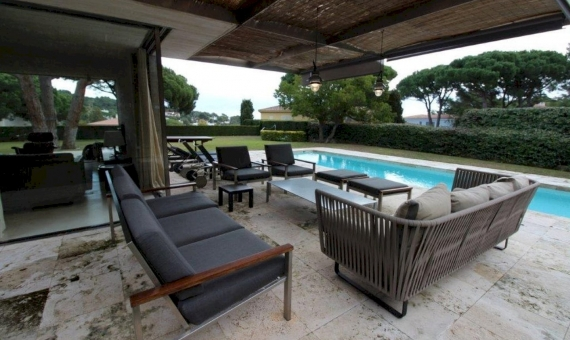 Cozy villa for summer rent  with private  swimming pool in La Gavina, S'Agaro | 2