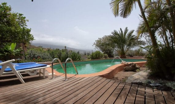 Вилла в Ла-Матанса-де-Асентехо, 490 м2, частично с мебелью, террасса, балкон     3