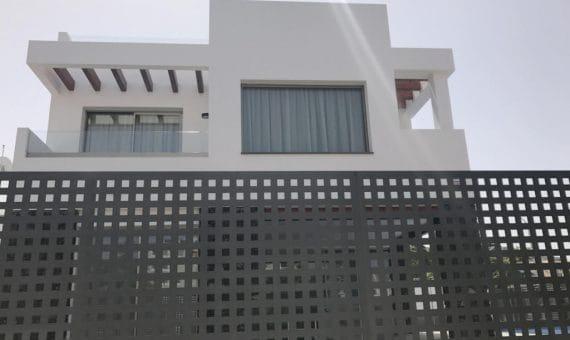 Вилла в Арона,  Лос-Кристианос, 209 м2, сад, террасса, балкон, гараж   | 2