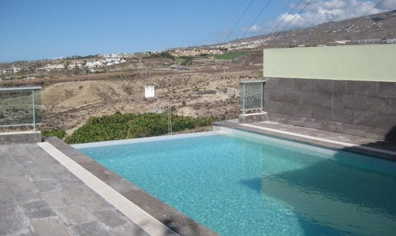 Villa in Adeje,  Bahia del Duque, 250 m2, terrace, balcony, garage, parking   | 101701-570x340-jpg