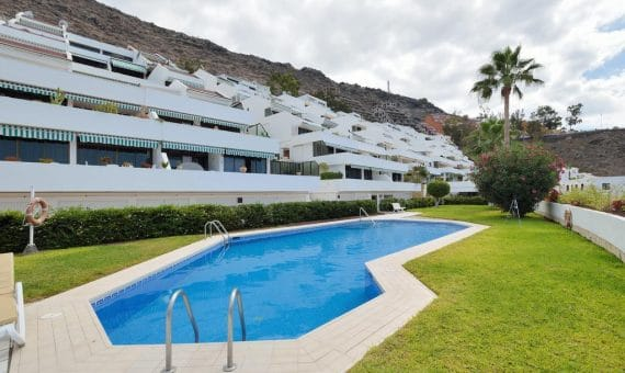 Apartment in Santiago del Teide,  Los Gigantes, 164 m2, fully furniture, garden, terrace, garage, parking   | 4