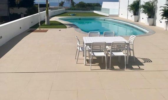 Casa en Adeje,  El Madroñal, 750 m2, jardin, terraza, garaje, aparcamento, aparcamento   | 3