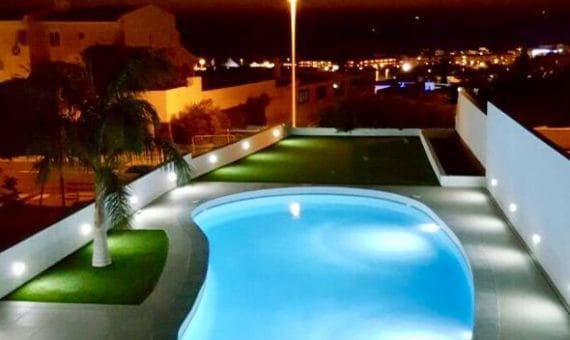 Casa en Adeje,  El Madroñal, 750 m2, jardin, terraza, garaje, aparcamento, aparcamento   | 4