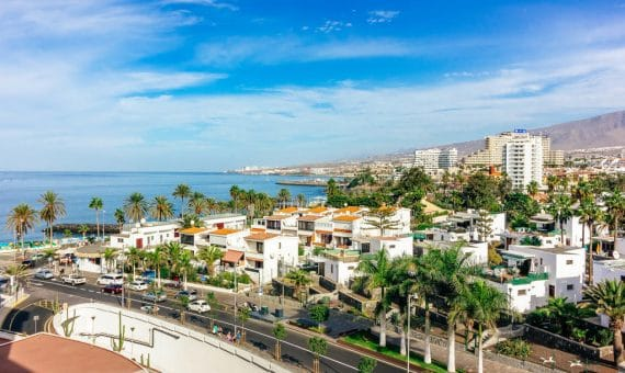 Apartment in Arona, city Las Americas, 36 m2, fully furniture, terrace   | 104190-570x340-jpg