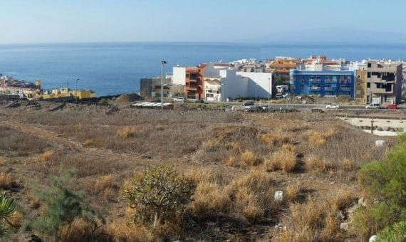 Terrain in Santiago del Teide,  Los Gigantes,  m2   | 1