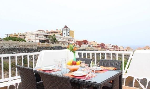 Apartment in Adeje,  Playa Paraiso, 70 m2, terrace   | 1