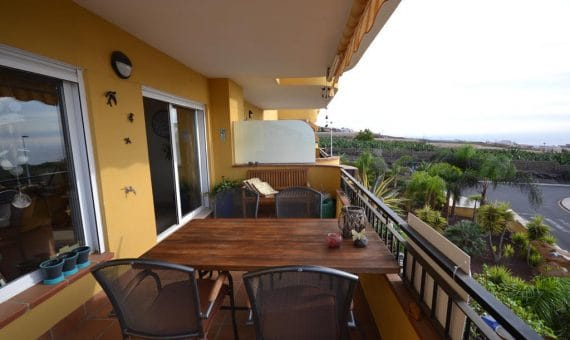 Apartment in Santiago del Teide,  Playa la Arena, 107 m2, terrace, garage, parking   | 2