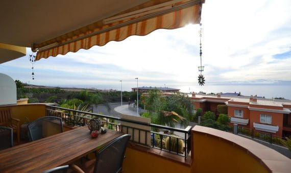 Apartment in Santiago del Teide,  Playa la Arena, 107 m2, terrace, garage, parking   | 1