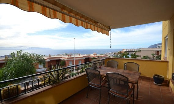 Apartment in Santiago del Teide,  Playa la Arena, 107 m2, terrace, garage, parking   | 105870-570x340-jpg