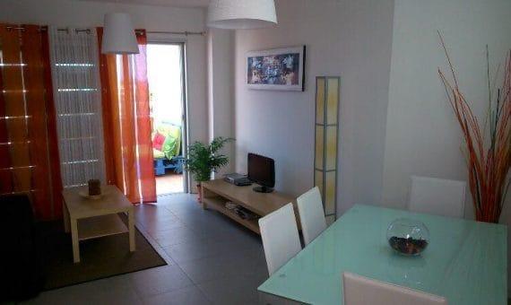 Piso en Granadilla,  El Medano, 85 m2, con mueble, terraza, balcon   | 4
