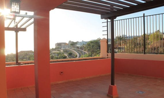 Apartment in Adeje,  Bahia del Duque, 98 m2, terrace, garage, parking   | 2